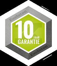 Garantie sticker