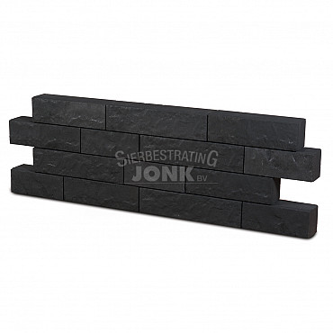 Riven Walling Anthracite per 1,26 m1