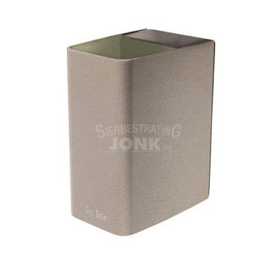 Tuinlamp verlichting buiten 12 volt inlite led lamp warm white modern stoer robuust garantie
