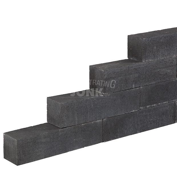 Linea Palissaden 60x15x15 cm Nero Excellence